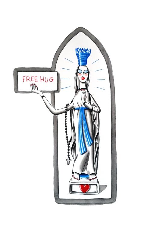free hug 1