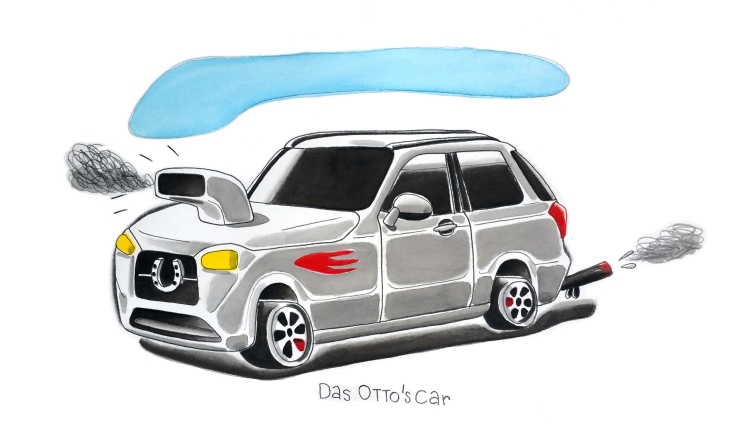 ottos car