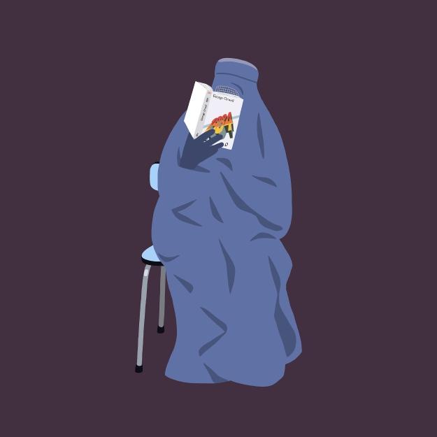 burqa lisant.jpg